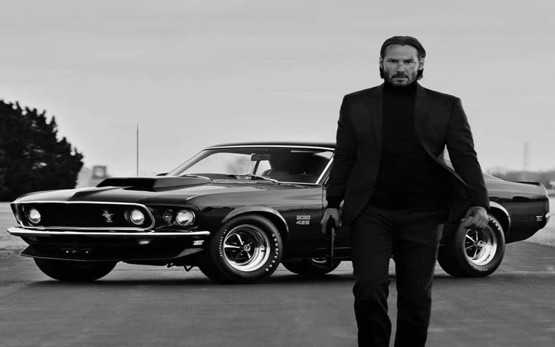 Why the John Wick Boss 429 is the Best Movie Mustang