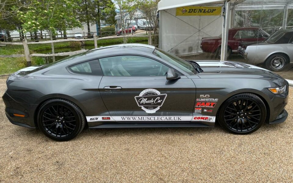 Meet Our Demo Model: Fastest Roadworthy Mustang S550 in the UK